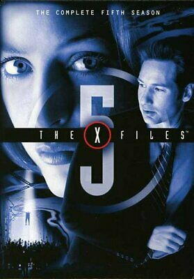 The X-Files: The Complete Fifth Season [New DVD] Repackaged, Slim Pack, Sensor