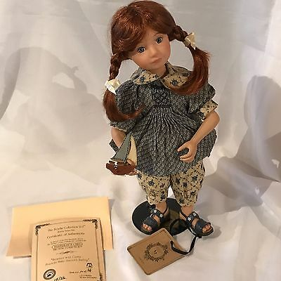 """Boyds The Yesterday Doll Collection #4824 """"Heather with Gusty...    NEW"""