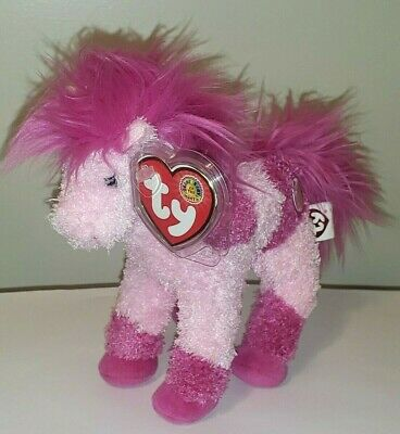 Ty Beanie Baby ~ CANTERS the Horse April 2006 BBOM ~ MINT w/ MINT TAGS ~ RETIRED