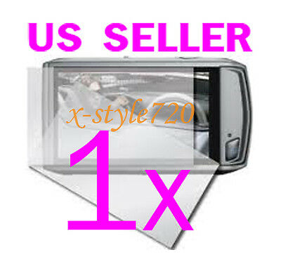 1x Canon ELPH 500 HS / IXUS 310 HS Camera LCD Screen Protector Guard