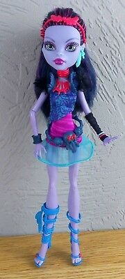 Monster High Wave 1 Secret Creepers Jane Boolittle 2008 Fashion Doll