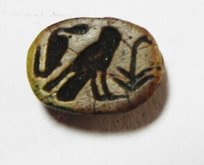 Zurqieh - As5987- Ancient Egypt,  Stone Scarab. New Kingdom. 1400 B.c