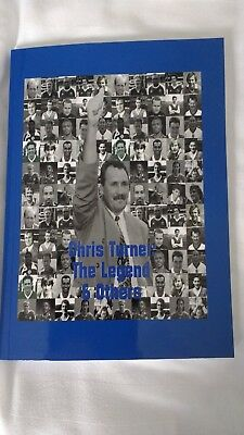 Chris Turner: The Legend & Others.. book by Dene Butler Peterborough United Posh