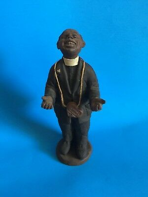 "Sarah's Attic ""praise The Lord"" Resin Figurine Limited Edition 1118 Of 4000"