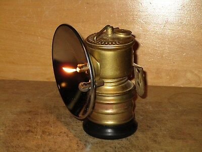 Miners/Cavers PREMIER CARBIDE LAMP New/Old Stock!!