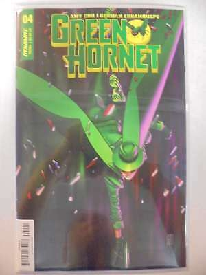 The Green Hornet #4 B Cover Dynamite NM Comics Book