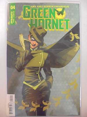 The Green Hornet #4 A Cover Dynamite NM Comics Book