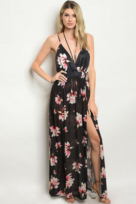 40484a25be NWT AERIE MISSES Maxi Dress MEDIUM Cream #709468 - $31.25 | PicClick