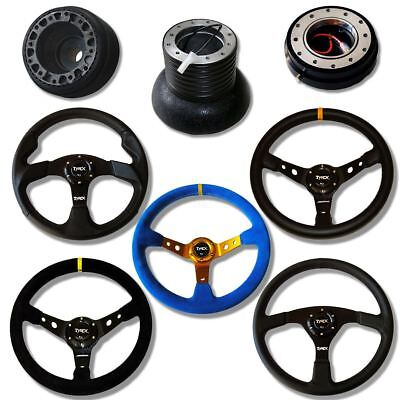 Land Rover Defender 90 110 130 Steering Wheel Boss Kits Adapters Quick Release
