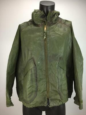 1984 Military Wet Weather Parka - Gumby Parka mens Large 42-44 Guida Clothing