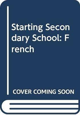 Starting Secondary School French by Marie Therese Bougard Paperback Book The