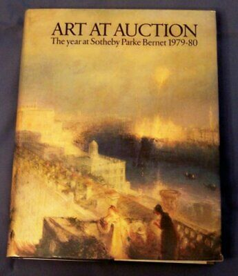 Art at Auction by Sothebys Book The Cheap Fast Free Post