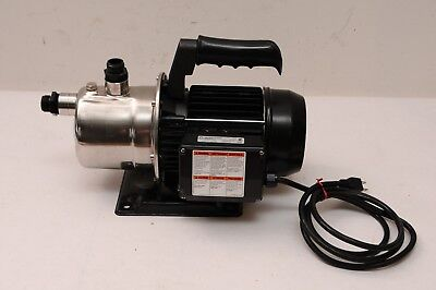 CountyLine Stainless Steel Transfer Utility Pump, 1 HP  Model : CLSS5