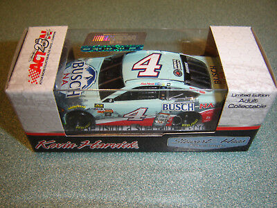 2017 KEVIN HARVICK #4 Busch Beer Na 1/64 Nascar Diecast New In Stock Free  Ship