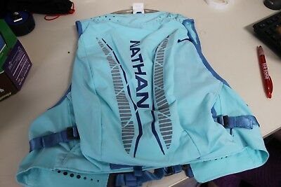 07e9d94af0 NATHAN VAPORHOWE 12L Women's Race Vest in Bue, Medium, NEW - $78.00 ...