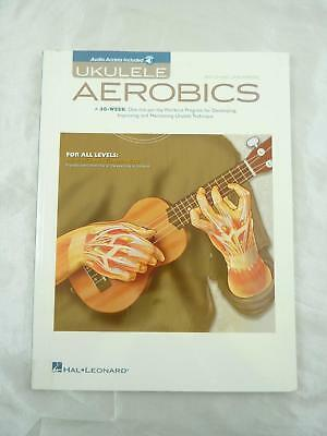 Ukulele Aerobics by Chad Johnson - 40 Week Workout Program