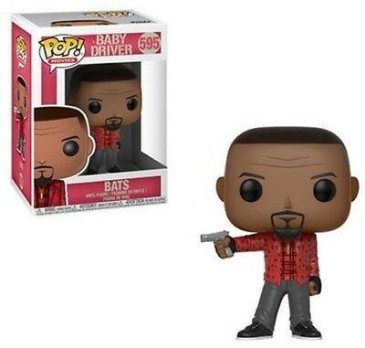 Baby Driver - Baby Driver - Funko Pop! Movies: (2018, Toy NEUF)