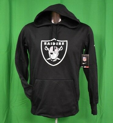 Cheap OAKLAND RAIDERS NIKE Womens XL XLarge Stadium Rally Funnel Pullover