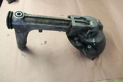 1985 BMW K100 Swingarm Single Sided Rear Differential Complete with Brake Rotor