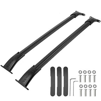 For 2015-19 GMC Yukon XL Chevy Tahoe Suburban Roof Rack Cross Bars Cargo Carrier