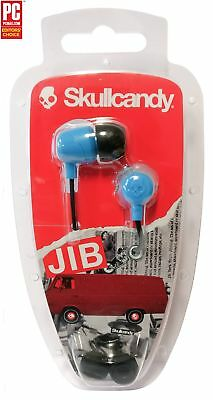 Skullcandy Jib In-Ear Wired Headphones - Blue - Earphones/Earbuds *NEW*