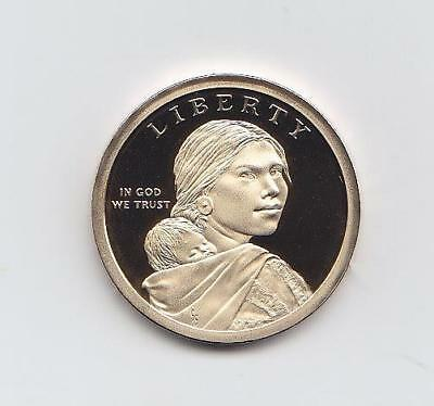 2018 S Proof Sacagawea Native American Dollar Jim Thorpe WA-THO-HUK