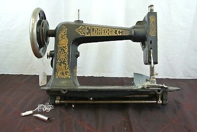 ELDREDGE Rotary National Sewing Machine Co Belvidere Illinois U.S.A. 260550