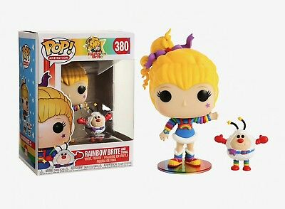 Funko Pop Animation: Rainbow Brite - Rainbow Brite and Twink Vinyl Figure #26722