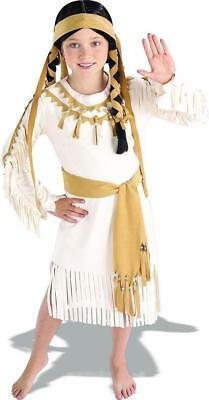 Snow Angel Halloween Costume Child Size Small 12 14 Nwot 12 00