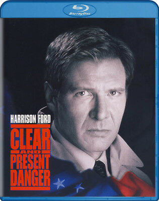 Clear And Present Danger (Blu-Ray) (Blu-Ray)