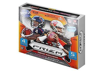 09d4428855d 2017 PANINI PRIZM Football 5-Pack Box (w Target Exclusives) -  39.95 ...