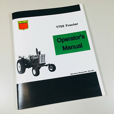 OLIVER 550 TRACTOR Operators Manual - $18.87   PicClick on ford wiring diagram, oliver tractor voltage regulator, case wiring diagram, oliver tractor ignition key, oliver tractor steering, oliver tractor clutch, bush hog wiring diagram, oliver tractor fuel tank, cockshutt wiring diagram, oliver 880 wiring, oliver tractor service, oliver tractor drive shaft, towmotor wiring diagram, oliver tractor starter, oliver tractor distributor, oliver tractor engine, oliver tractor headlight, oliver tractor carburetor, oliver tractor wheels, oliver tractor power,
