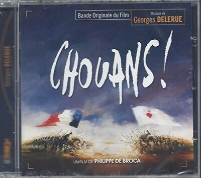 Chouans / O.S.T. - Georges Delerue (2018, CD NEUF)