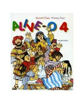 Alive-o: Pupil textbook Year 4 Paperback Book The Cheap Fast Free Post