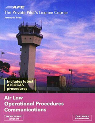 The Private Pilot Licence Course: Air Law, Oper... by Pratt, Jeremy M. Paperback
