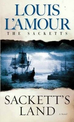Sackett's Land (Sackett series) (Mass Market Paperback), L'Amour,...