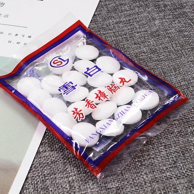 Natural Moth Camphor Balls Repellent Cloth Drawer Moisture proof Mothproof TU
