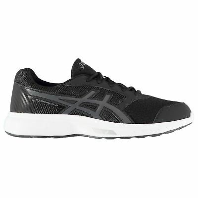 0ecc9d0480f Asics Mens Gel Stormer 2 Running Trainers Nylon Runners Shoes Lace Up  Breathable