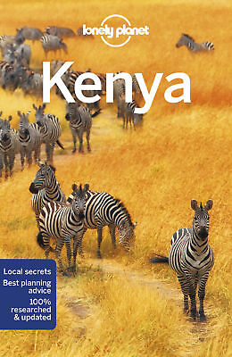 Lonely Planet Kenya 10 Travel Guide 2018 BRAND NEW 9781786575630