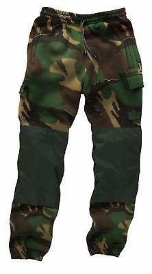 Mens Camouflage Cargo Jogging Bottoms | Work | Outdoor | Jogger Pants
