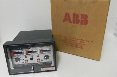 ABB Power T&D Company Inc. Circuit Shield Overcurrent Relay 51E 443T3341 #2