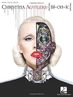 Christina Aguilera - Bionic Book The Cheap Fast Free Post