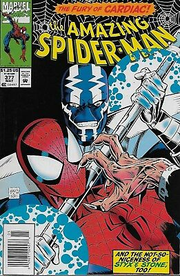 The Amazing Spider-Man (Vol.1) No.377 / 1993 David Micheline & Jeff Johnson