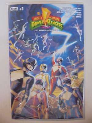 Mighty Morphin Power Rangers 25th Anniversary Special BOOM! NM Comics Book