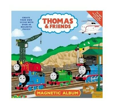 THOMAS & FRIENDS MAGNETIC ALBUM by - Book The Cheap Fast Free Post