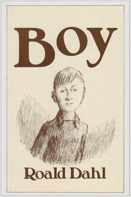 Boy: Tales Of Childhood: Autobiography by Dahl, Roald Hardback Book The Cheap