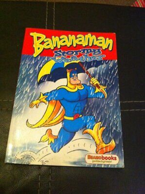 Bananaman in Stormy Weather Paperback Book The Cheap Fast Free Post