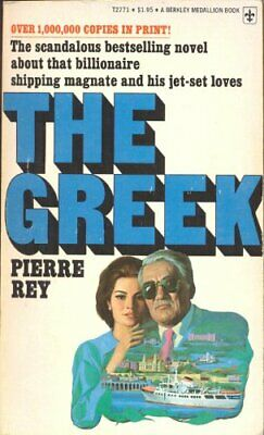 Greek Pierre Rey by Rey, Pierre Paperback Book The Fast Free Shipping