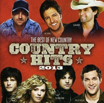 Various Artists - Country Hits 2013 - Various Artists CD 5UVG The Cheap Fast