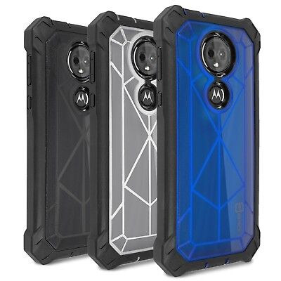 CoverON VitaCase For Motorola Moto E5 Plus / Moto E5 Supra Case Hard Phone Cover